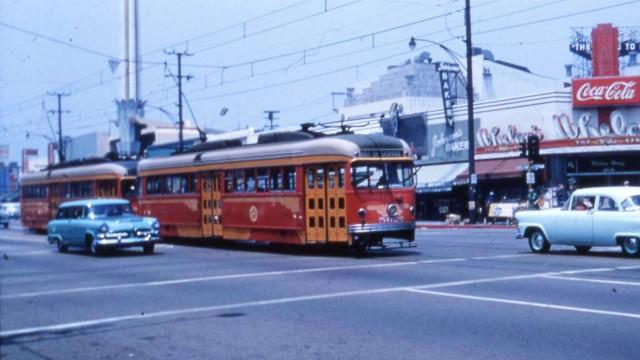 Brand Boulevard, Glendale, 1950s