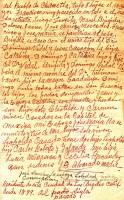 Family history written by Jesus (García) Alvarado, Page 2