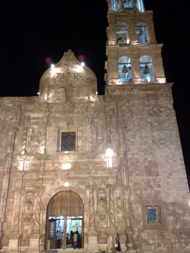 Church of Our Lady of the Rosary, El Rosario, Sinaloa