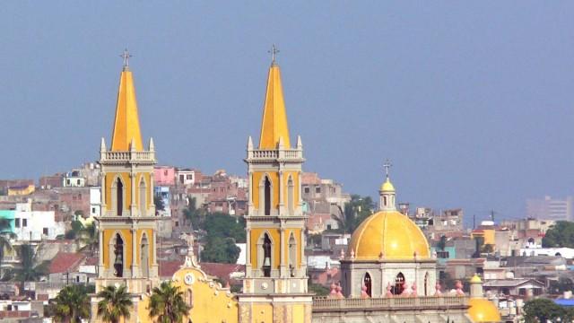 TCatedral de la Purísima Concepción, Mazatlán