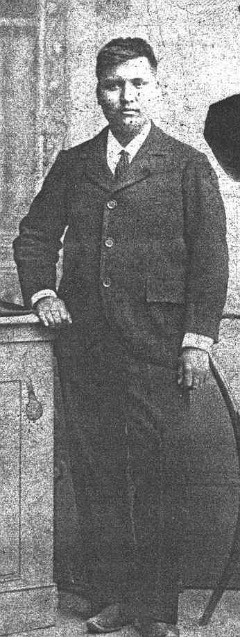 Simon Chavez (1880-1944)