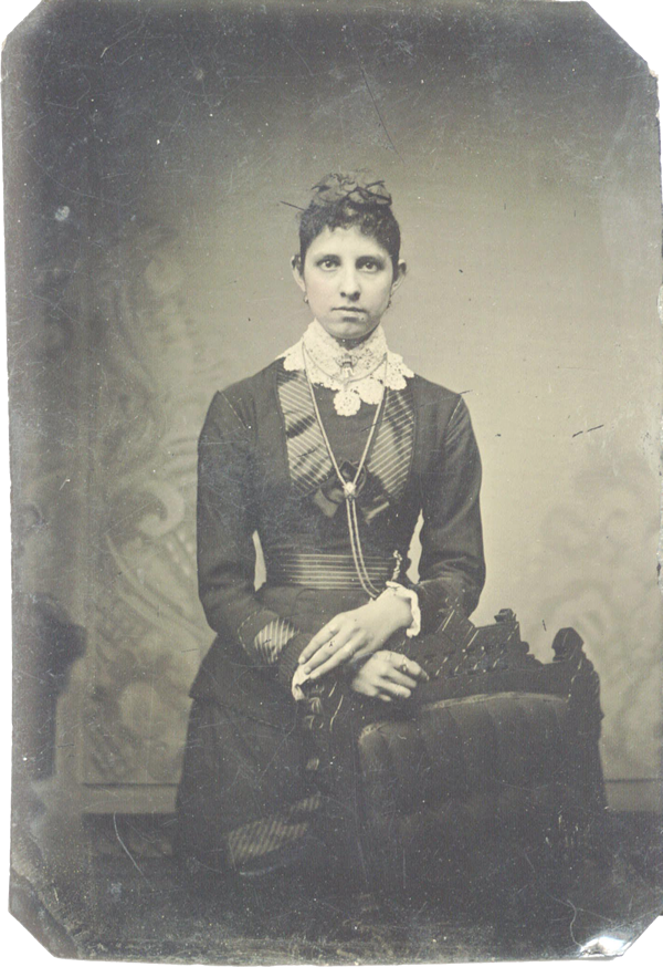 Elizabeth Apollonia Rosely (Stoltz) Woodruff (1874 – 1967)