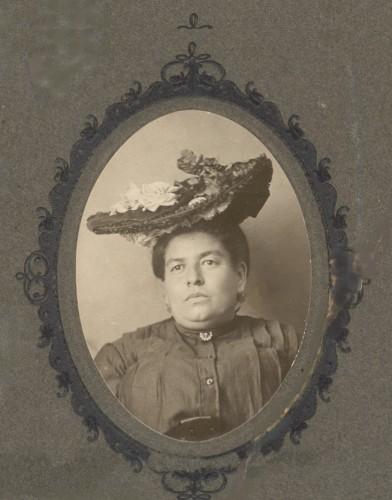 Apolonia (Luján) Stoltz (1872-1929)
