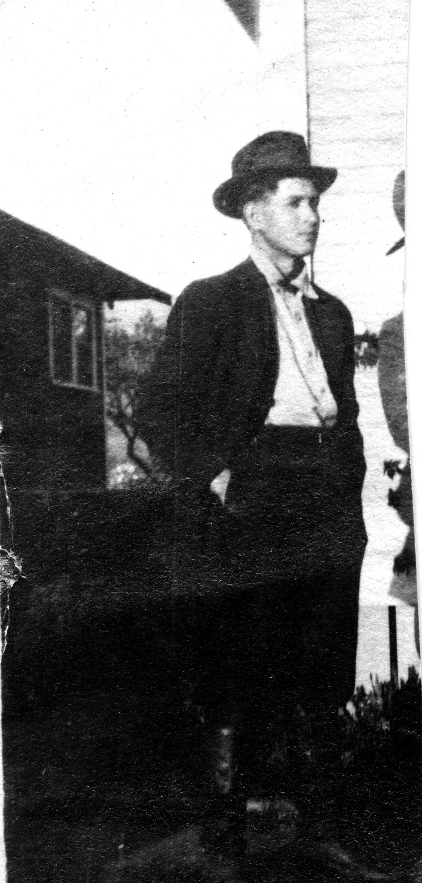 Jose Diaz, father of Richard Hernando Diaz Higgins (1914-1988)