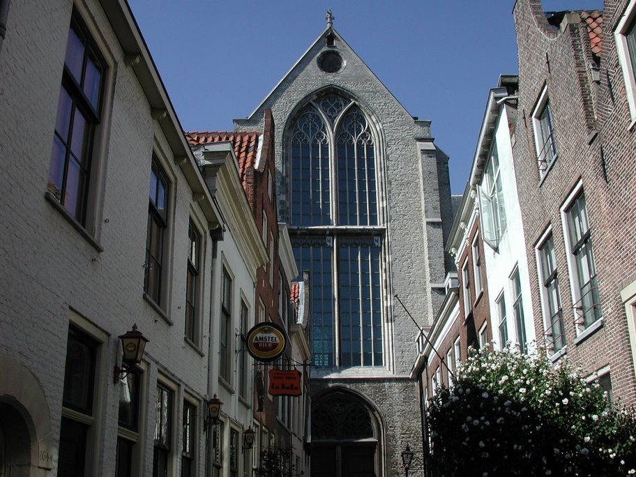 St. Peter's Church (Pieterskirk) in Leiden