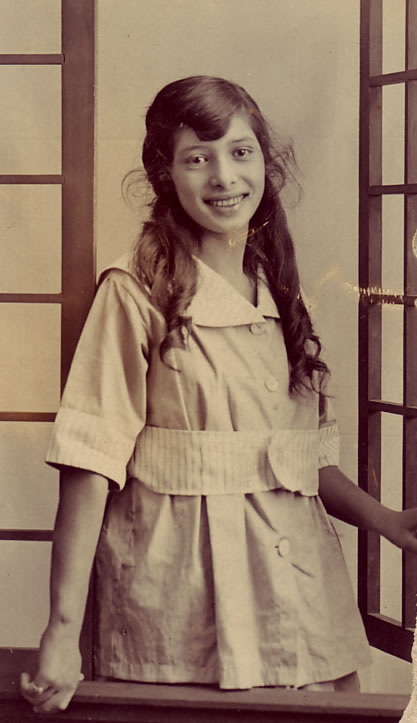 María Mercedes Alvarado (1901-1917)
