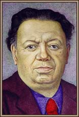 Diego Rivera, Self-portrait