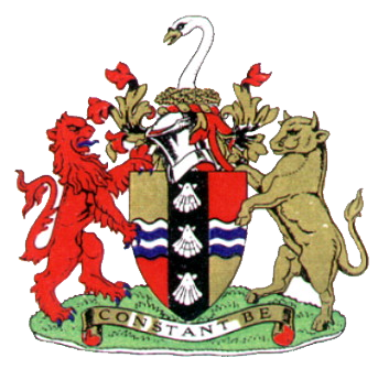 Coat of Arms of Bedfordshire
