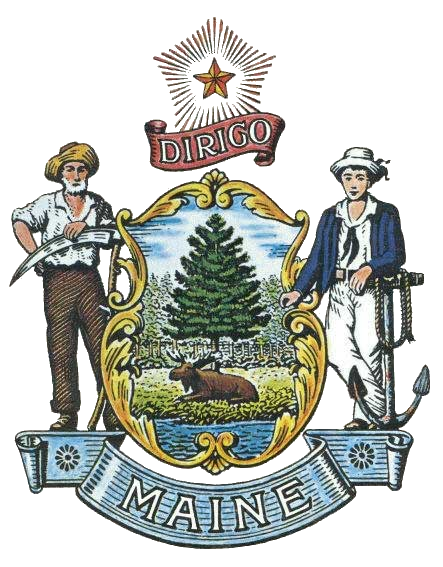 Seal of the State of Maine