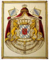 Coat of Arms of the Kingdom of Bavaria
