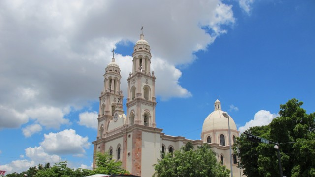 Cathedral of Our Lady of the Holy Rosary, Culiacán