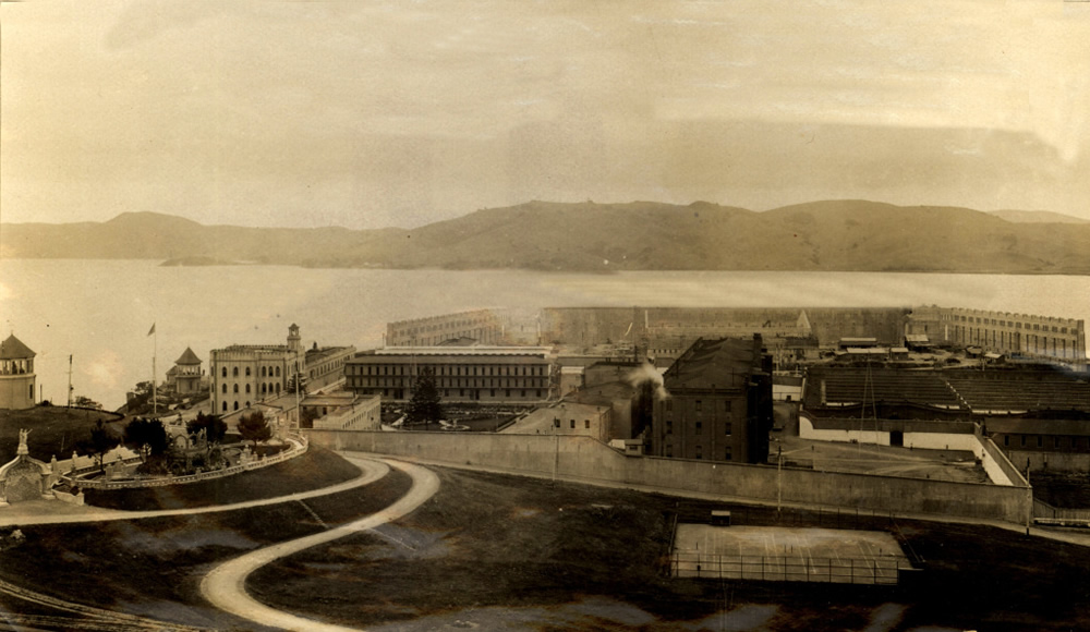San Quentin, circa 1915