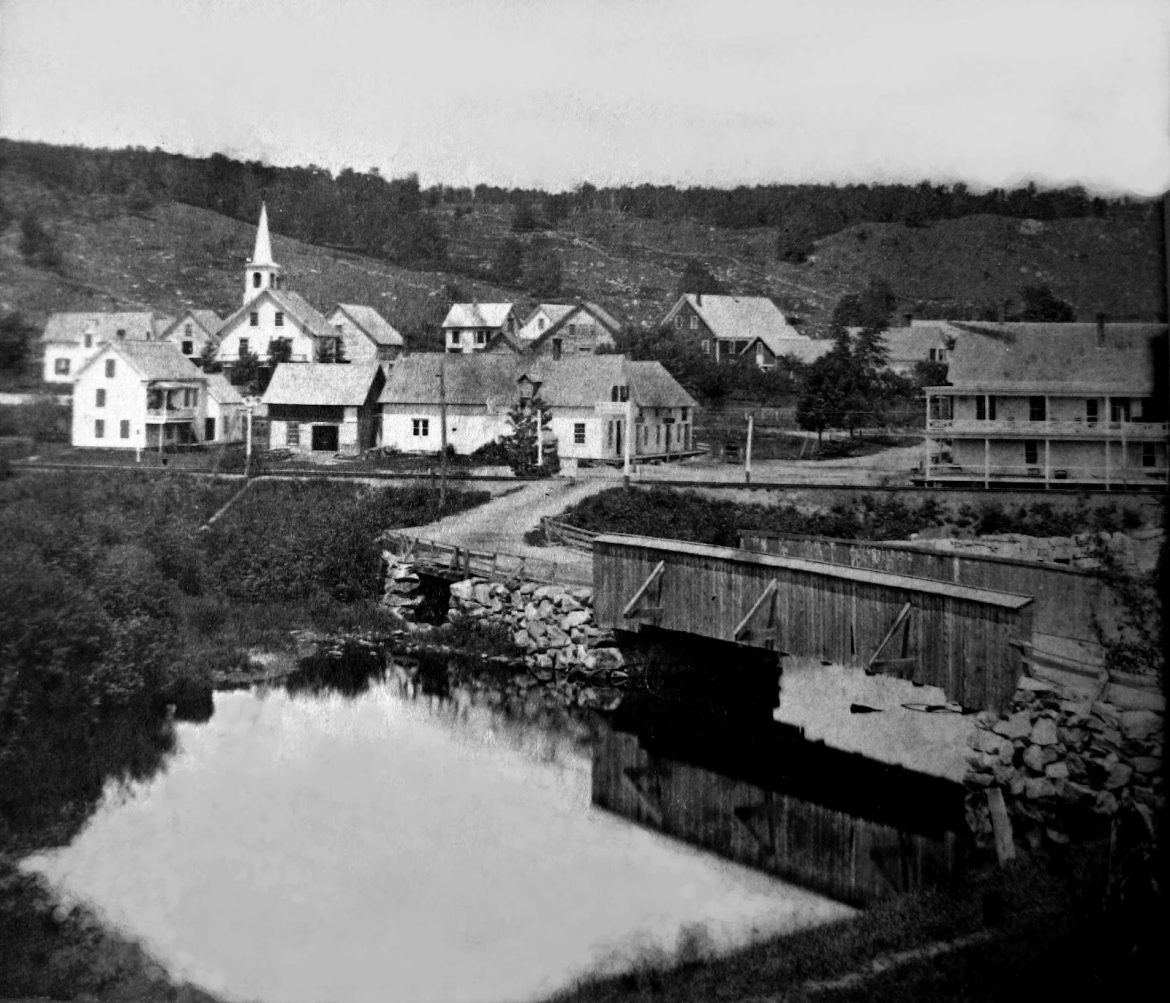 West Paris, Maine, 1892