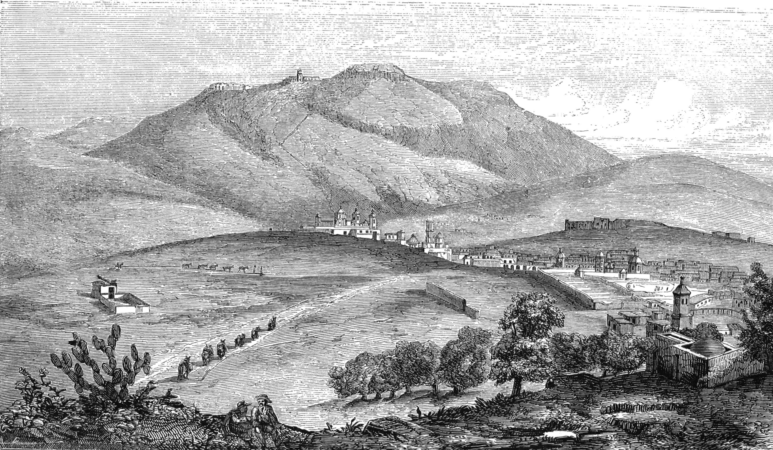 Zacatecas, 1853