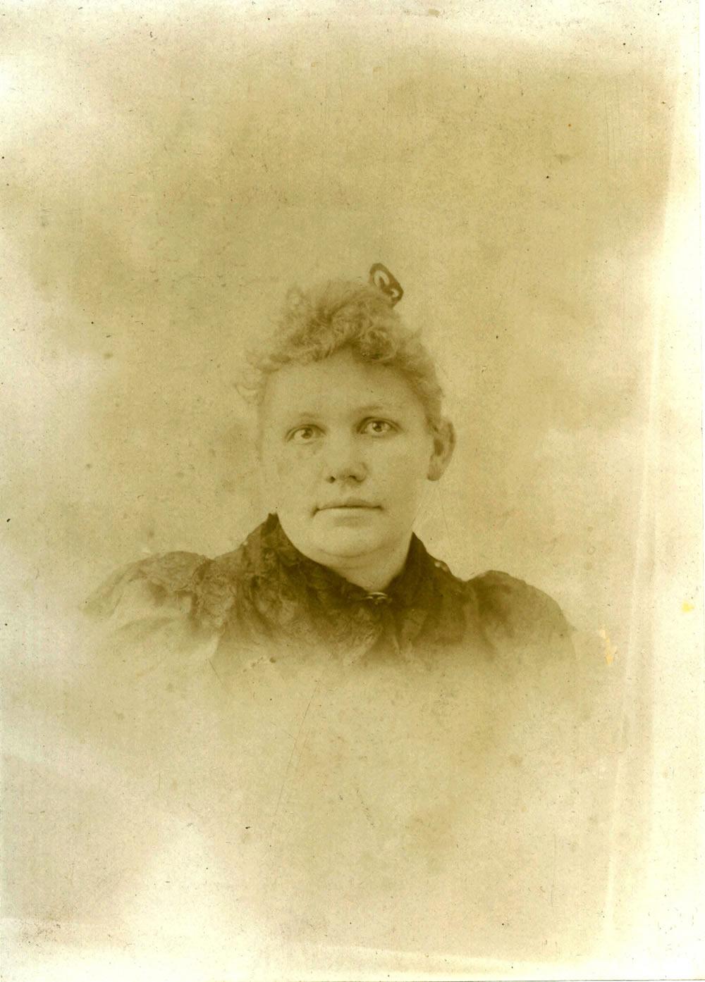 Barbara (Stoltz) Richter (1865-1944)