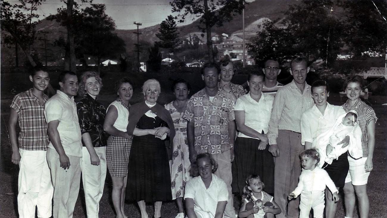 Dunham Family Header
