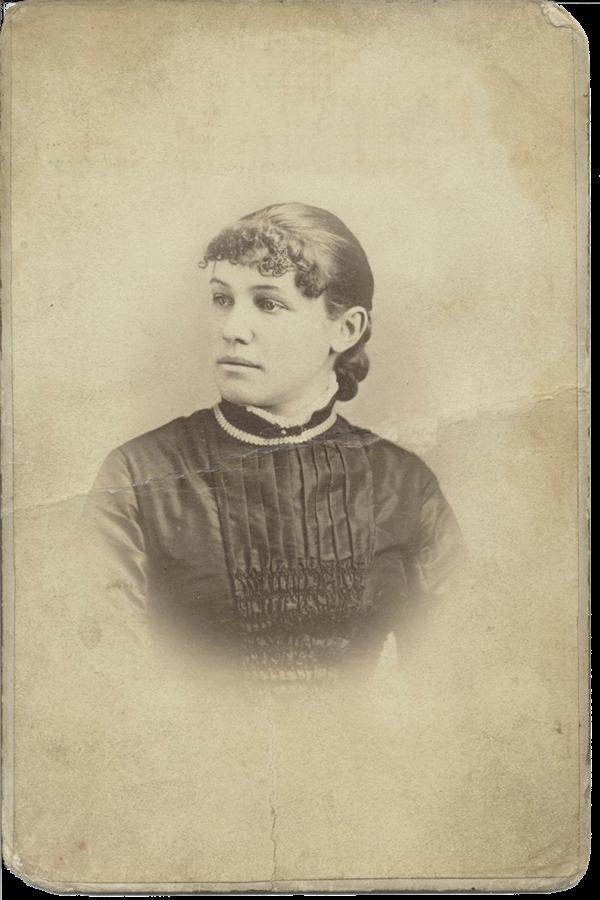 Josephine (Stoltz) McCarthy (1863 – 1886)